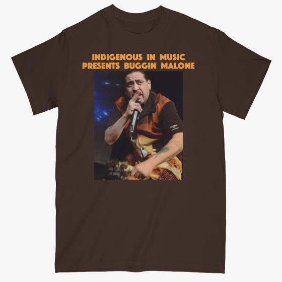 Buggin Malone T-shirts