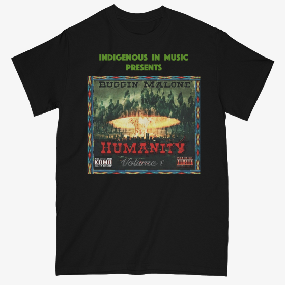 Indigenous in Music Presents Humanity