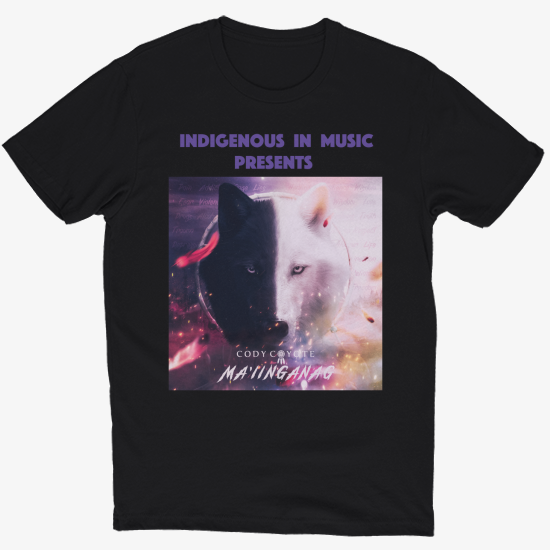 Cody Coyote T-Shirts