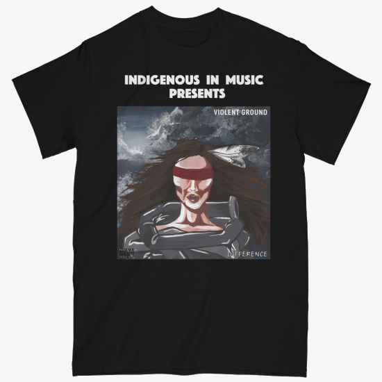 Violent Ground Difference T-Shirts