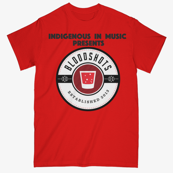 The Bloodshots on Indigenous in Music